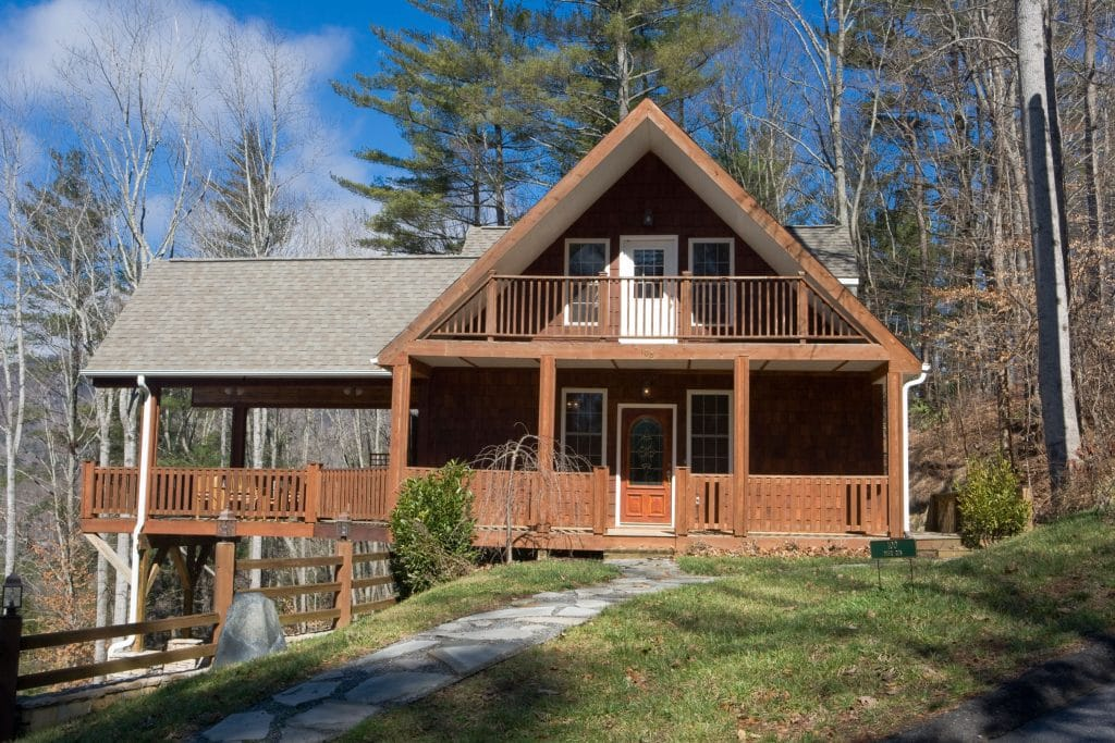 home builders near asheville north carolina