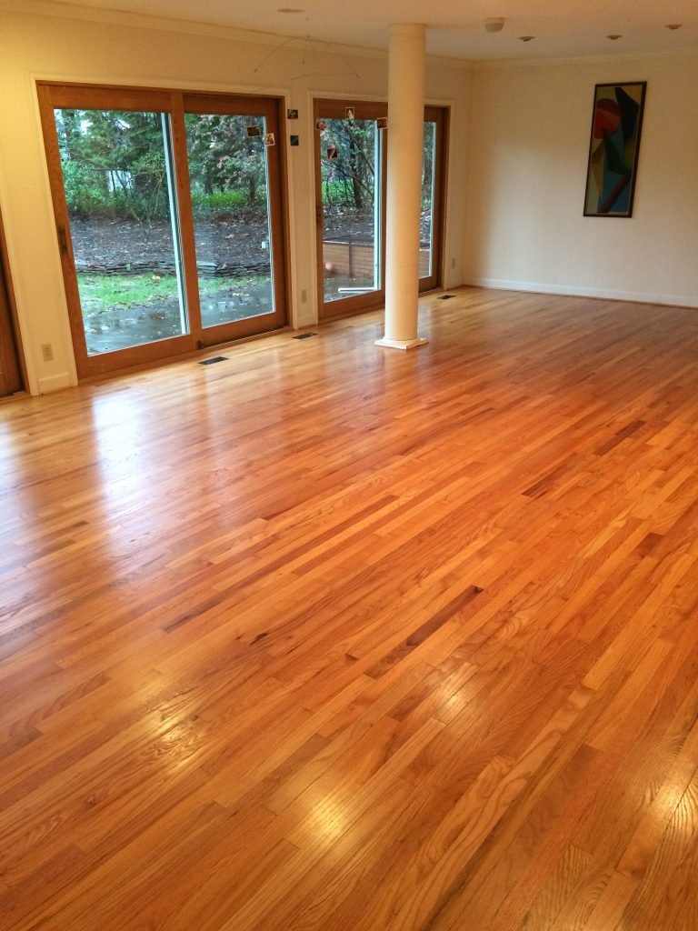 hardwood flooring installation near raleigh