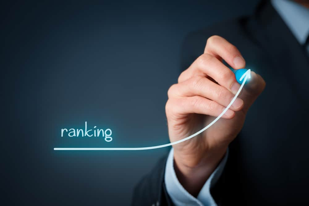 google insternet ranking experts
