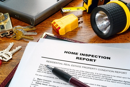 home inspector SEO