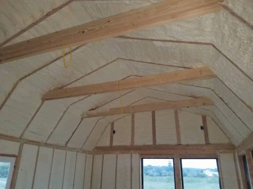 Spray Foam Technology You Can Afford and Trust in Near Huntsville, Texas
