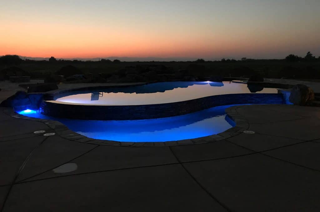 amazing custom swimming pool