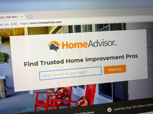 Home Advisor pro vs Angie's List marketing