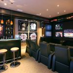 basement man cave ideas