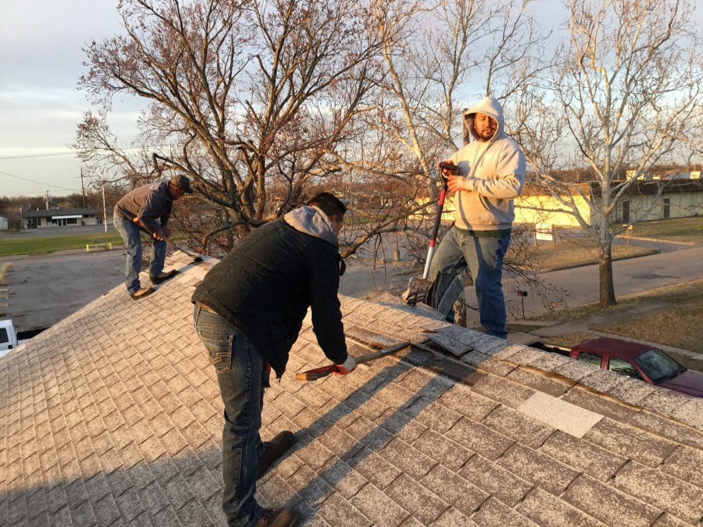 roof replacements near Lawton, OK