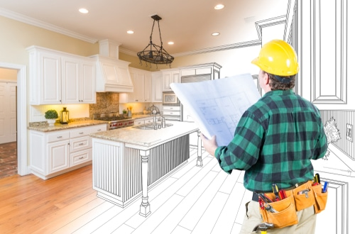 Choosing a Kitchen and bathe contractor