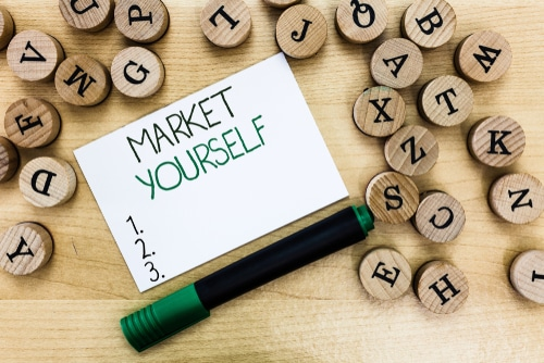 Market Yourself, Not Homeadvisor or Angie's List