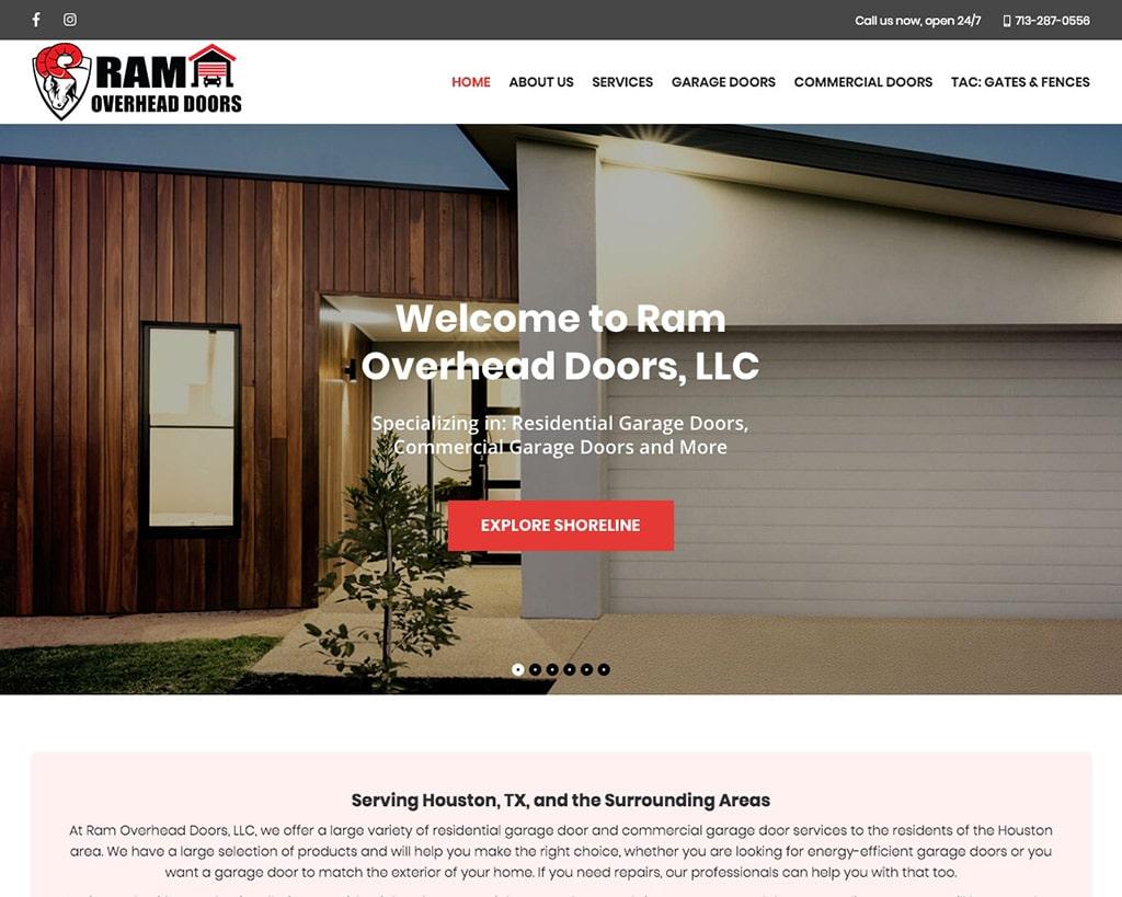 Ram Overhead Doors
