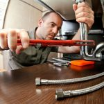 plumber water leak repair