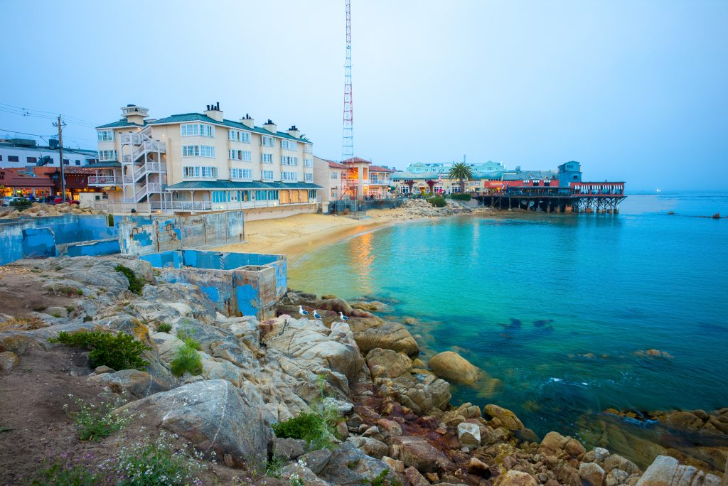 Downtown Monterey Restaurants
