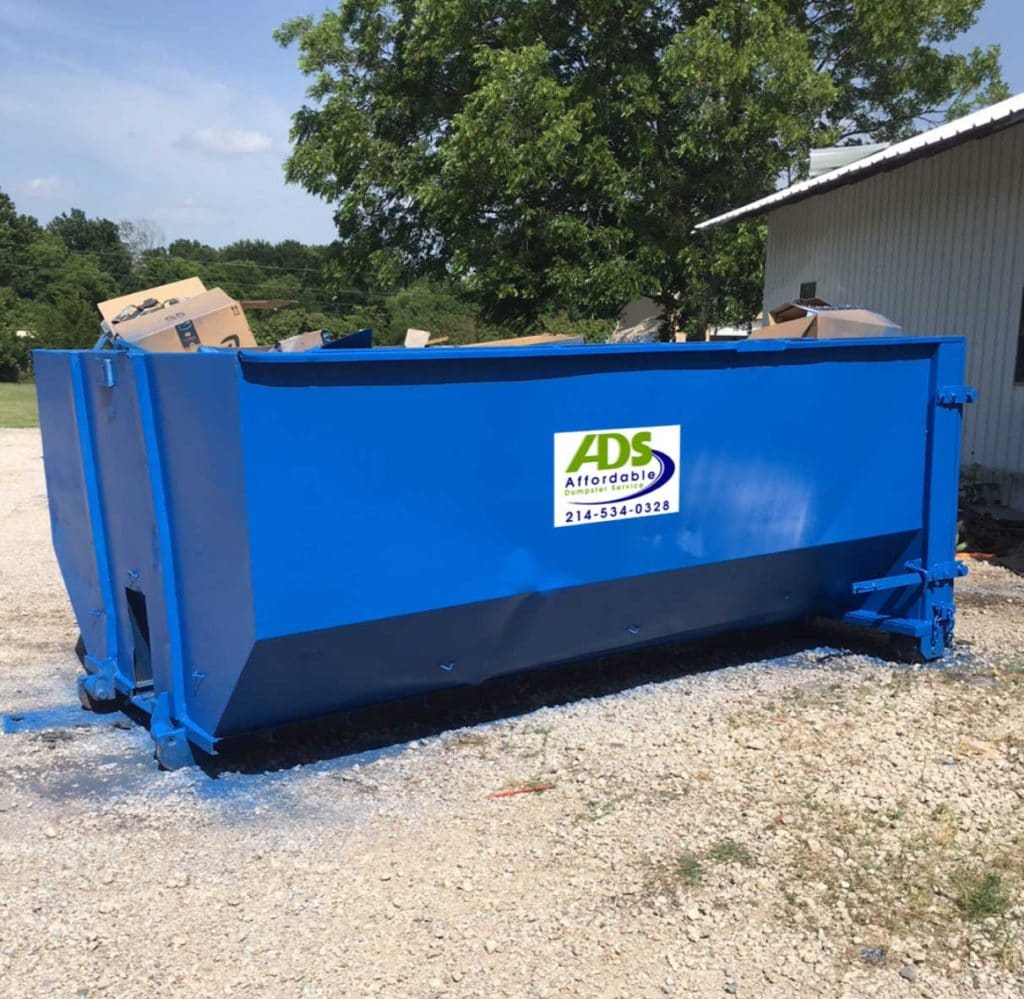 Dumpster rentals and junk removal